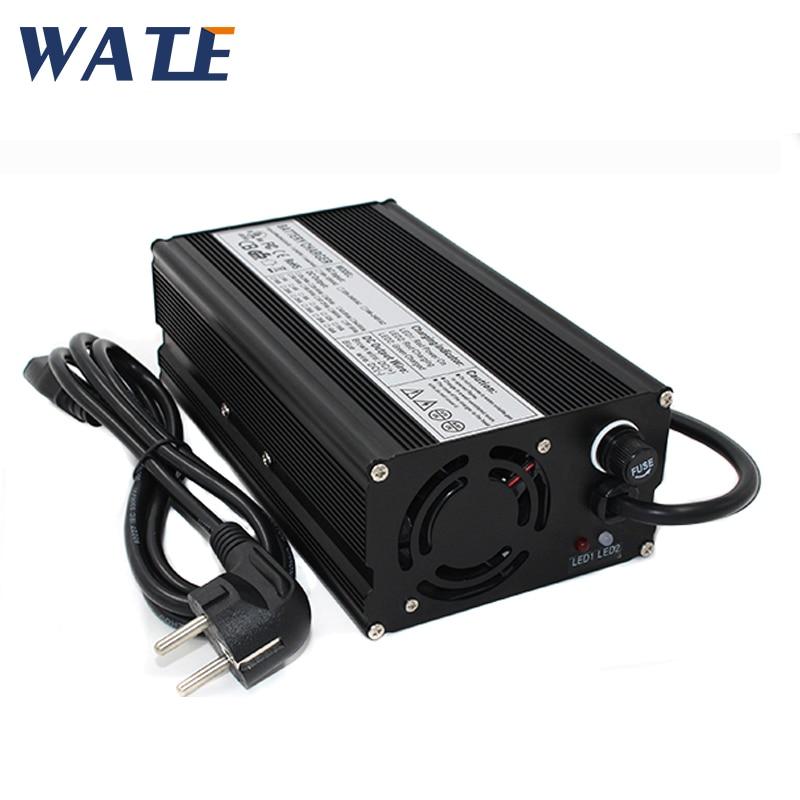 29.2V 20A charger 24V 20A LiFePO4 Battery Charger XT60 Port 110V / 220V For 8S 24V LiFePO4 Battery pack