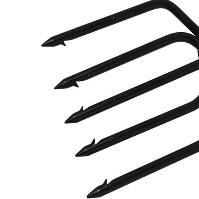 Fishing Spear Súng Cá Công Cụ Thép Không Gỉ Prong Harpoon Cá Ngã Ba Băng Câu Cá Ngắt Phụ Kiện