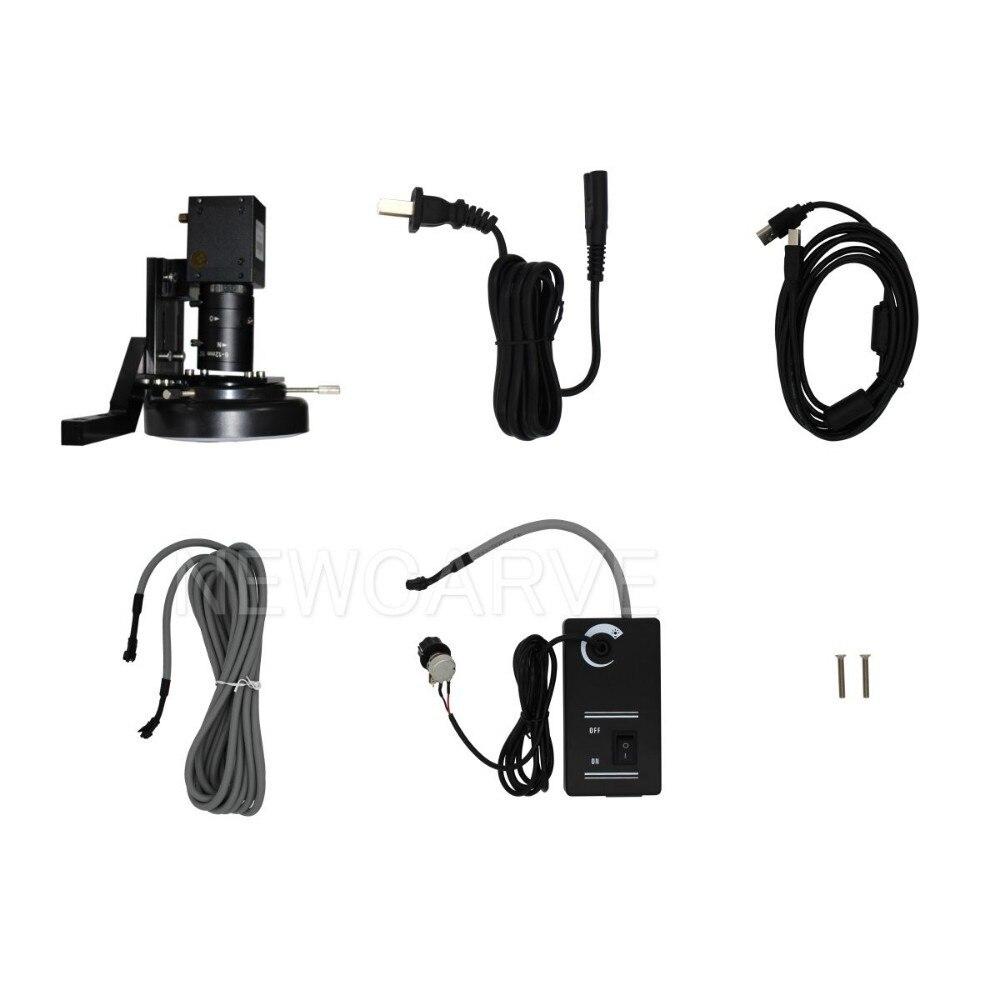 Купить с кэшбэком Trocen AWC708C CCD Visual CO2 Laser DSP Controller System For Laser Cutter Engraver NEWCARVE