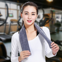 GIANTEX Women Soft Microfiber Sports Towel Quick Dry Super Absorbent Running Yoga Outdoor Travel Gym Towel 30x100cm U1254