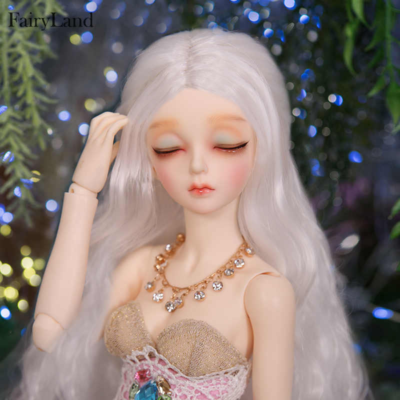 Bayyland Minifee EVA 1/4 шарнирные SD куклы модель для девочек и мальчиков глаза высокое качество игрушки магазин смолы фигурки FL