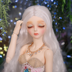 Image 3 - Fairyland Minifee EVA 1/4 BJD SD poupées modèle filles garçons yeux haute qualité jouets boutique résine Figures FL