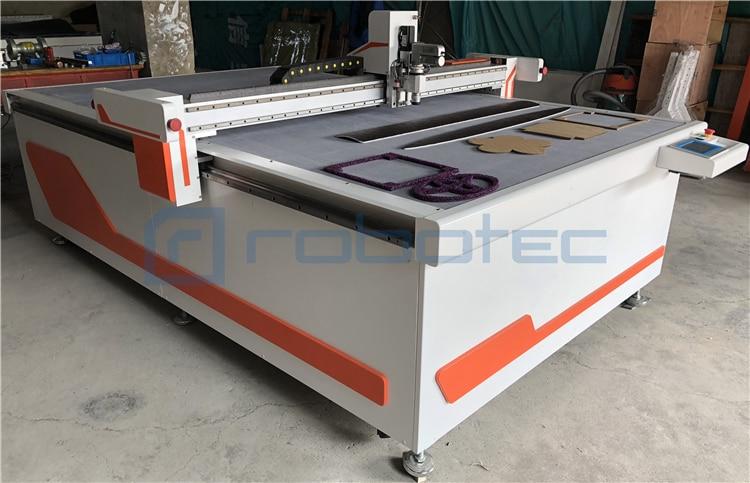 Kinijos gamykloje parduodamas kartono v griovelio pjovimo staklės su - Medienos apdirbimo įranga - Nuotrauka 4