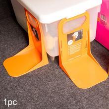 1 х Автомобильный авто L форма для хранения, нескользящая багажная стойка, делитель багажника, крепление перегородки