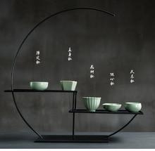 цена на Chinese Tea Cup Pure handmade ru kiln Celadon Teacup Set Teapot Drinkware Ceramic China Kung Fu Tea Set Ceramic cup Chinese gift