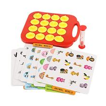 1 шт. обучающая логическая логика Sudoku интеллектуальная Шахматная настольная игра-головоломка для детей