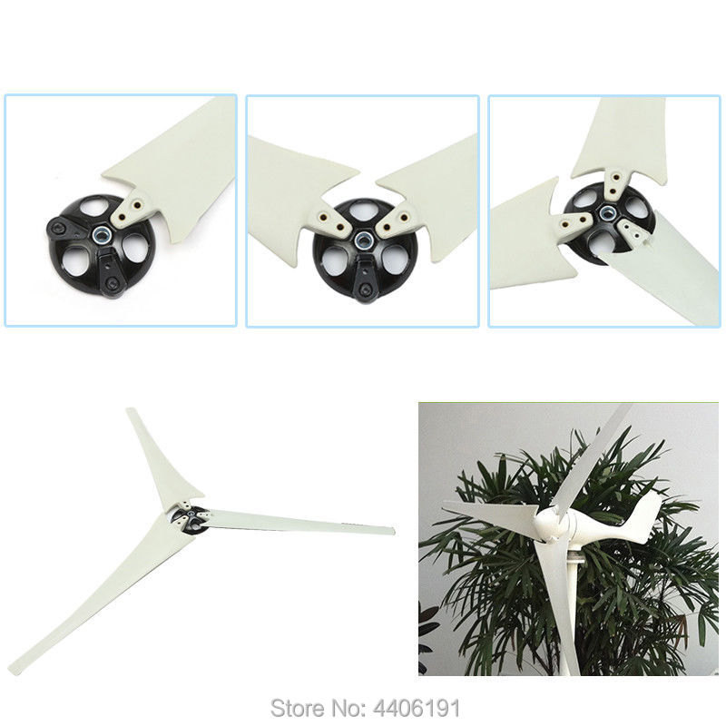 3pcs/lot Nylon Fiber Wind Blades for S2 S3 100W 200W 300W 400W Wind power generator, parts for DIY your windmill3pcs/lot Nylon Fiber Wind Blades for S2 S3 100W 200W 300W 400W Wind power generator, parts for DIY your windmill