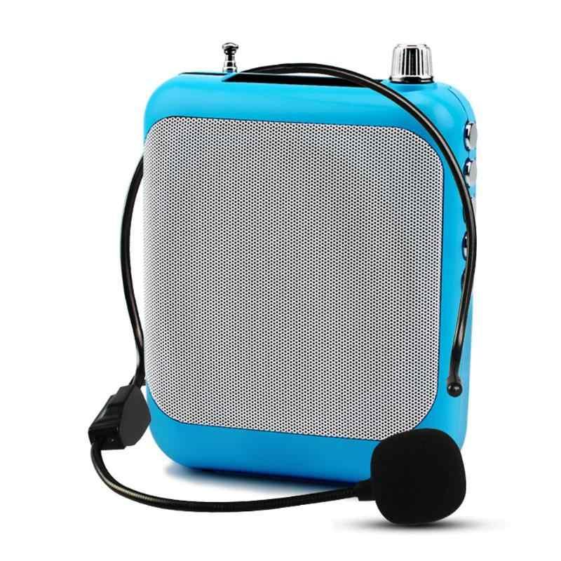 Profesional Headworn Kabel Tangan Gratis Headset Mikrofon MIC Sistem 3.5 Mm Megaphone untuk Speaker Guru Pemandu Wisata