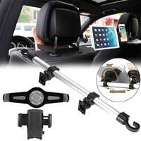 Universal Aluminum Alloy Tablet Holder Car Headrest Back Seat Mount Stand For Phones 9 14 Inch Tablet For Xiaomi
