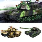 44CM Remote Control Car Model Charging Off-Road Tracked Remote Control Car Toy For Boy Child Birthday Gift