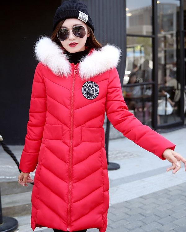 Costume aqua rembourré Coton Manteau De Black red Spécial Blue Matériel skin Servir Modèle Et robe Femmes Nouveau Fonds Pink Hiver UFS0Rp