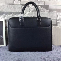 Brand Cowhide Man Bag Apparel Sewing Fabric Genuine Leather