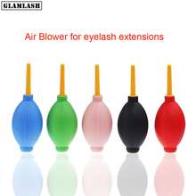 GLAMLASH Professional Eyelash Extension Air Blower False Eye Lashes Cosmetic Pump Glue Dryer Manually drying Tool