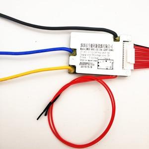 Image 5 - 13s bms 48v eバイクバッテリーon offスイッチ充電電圧54.6v 15a hailong水ボトルスタイルpcm pcba