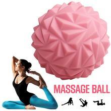 New Massager Ball Rhinestone Shaped Fascia Deep Muscle Relaxation Yoga Fitness Sole Waist Acupressure Massage For Men And Women цена