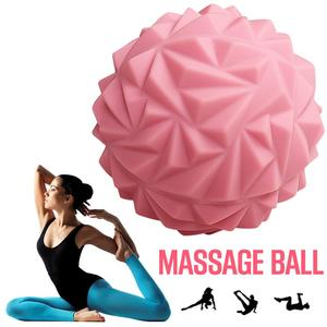 New Massager Ball Rhinestone Shaped Fascia Deep Muscle Relaxation Yoga Fitness Sole Waist Acupressure Massage For Men And Women