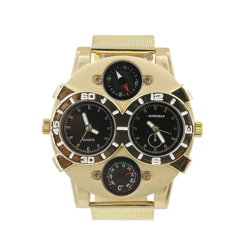 Special Design Watch Multiple Time Zone