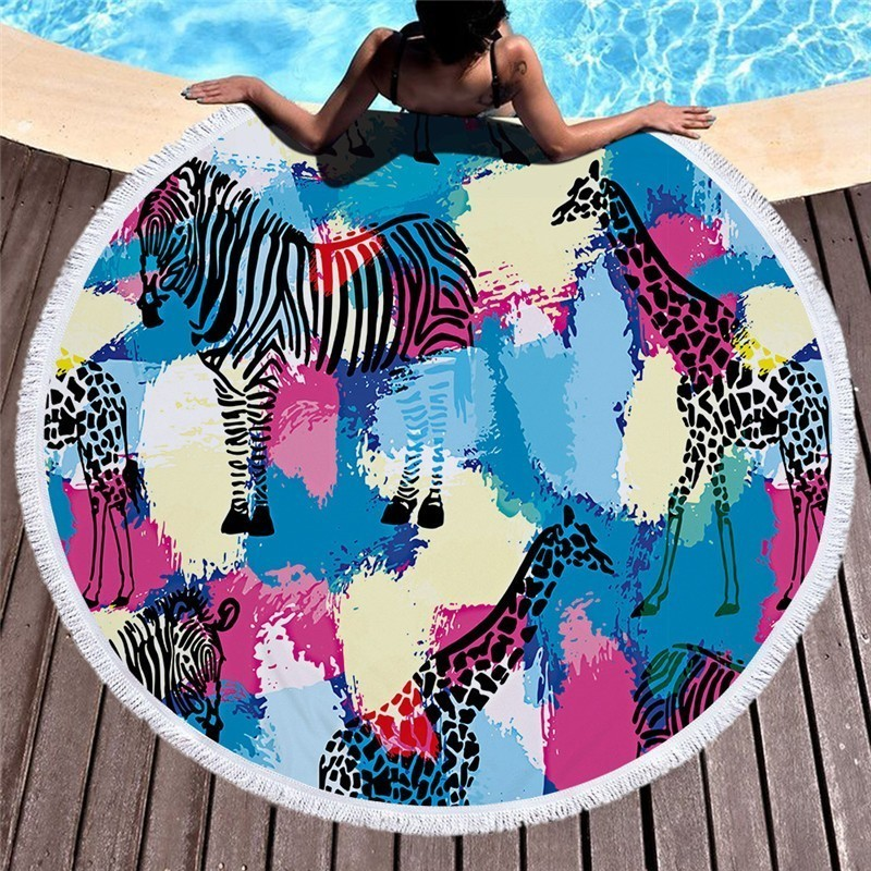 Creative Mermaid Tail Summer Beach Towel Multipurpose Home Sofa Knee Blanket Outdoor Beach Swimming Bath Towel Yoga Mat Home