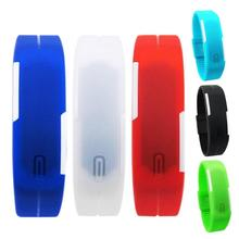 Kids Boys Girls Sports Digital Wristwatch LED Electronic Bracelet Watch