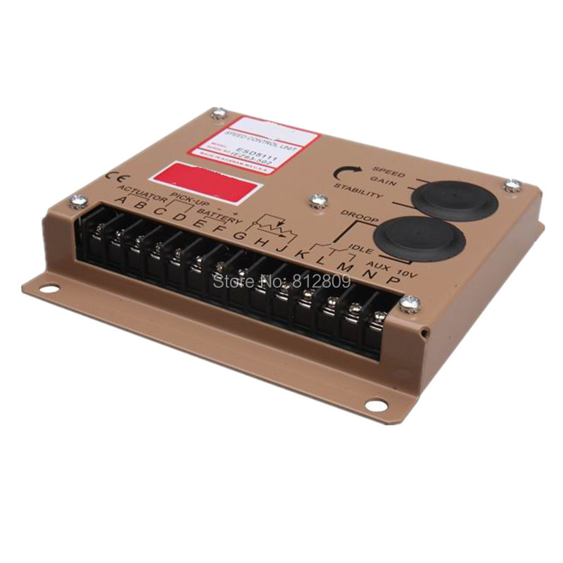 2019 diesel engine speed control unit ESD51112019 diesel engine speed control unit ESD5111