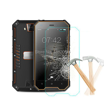 2pcs Full Cover Tempered Glass For Blackview BV4000 Protective Film Explosion-proof Screen Protector For Blackview BV4000 Pro
