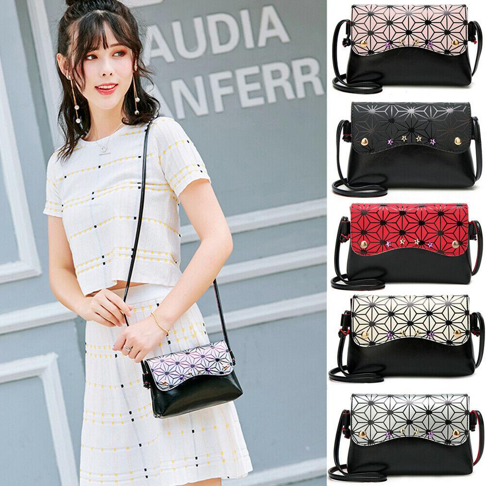 Handbag Tote Shoulder-Bag Travel-Bag Women Pu Purse Satchel Messenger Crossbody Lady