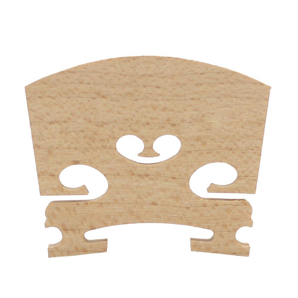 IRIN Violin Bridge Maple Wood Material For 4/4 3/4 1/2 1/4 1/8 Size Violin Bridge Violino Strings Instrument Accessories