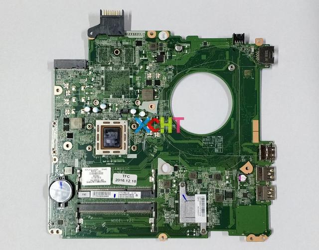ل HP يدق 15 P390NR 15 P393NR 826947 601 826947 001 826947 501 UMA w A10 7300 CPU DAY21AMB6D0 محمول اللوحة اللوحة