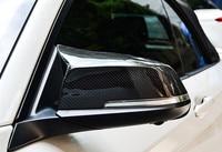 Pair Car Side Style Mirror Covers Replacement Fit For 2013 2017 Bmw F30 F20 F21 F22 F 31 F34 F35 F32 F33 F36 Sedan