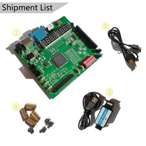 Image 4 - USB Blaster + altera fpga board altera kit fpga development board EP4CE6E22C8N board cyclone IV board