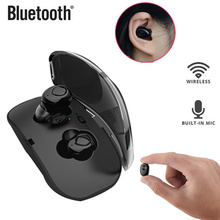Wireless Bluetooth Earphones Headsets X18 TWS Cordless Handsfree Earbuds Sports Earphone Phones With Mic