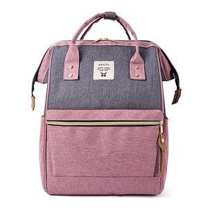 Image 1 - 2019 Korean Style oxford Backpack Women plecak na laptopa damski mochila para adolescentes school bags for teenage girls