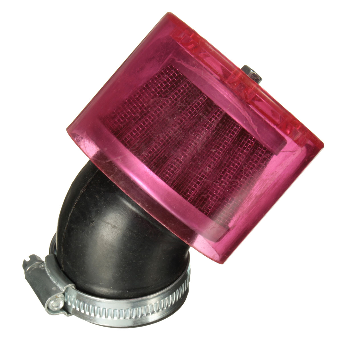 Cover For Honda/kawasaki/suzuki Engines Responsible Red 45 Degree 42mm Atv Dirt Bike Air Filter Cleaner 125cc 140cc 150cc 4-stroke Bikes Back To Search Resultsautomobiles & Motorcycles