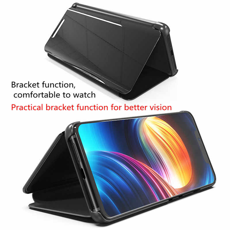 Honor Flip Case Huawei P Smart P20 Pro P10 Plus P9P8 Lite 2017 Honor 7A 7C Pro 8 9 View 10 Lite Play Y5 Y6 Y7 Y9 2018 Nova 2i 3e