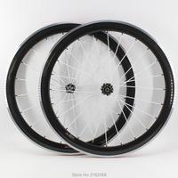 1 paar Neue 700C 50mm klammer felge rennrad 3 K carbon fahrrad radsätze mit legierung brems oberfläche aero speichen spieße Kostenloser versand-in Fahrrad-Rad aus Sport und Unterhaltung bei