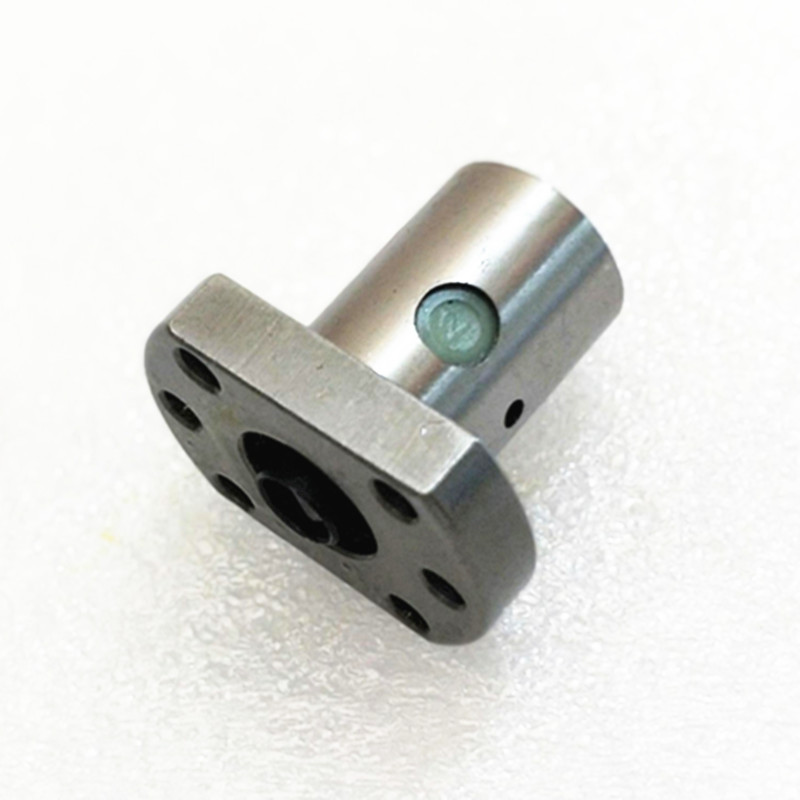 SFU2005 L150mm Rolled Ballscrew with Nut+BK//BF15 end Support+Ballnut Housing CNC