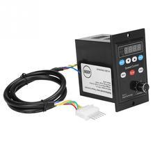 Ux 52 Digital Display AC Motor Speed Controller Motor Gouverneur Soft Start 6 W 400 W Speed Controller