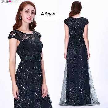 Sexy Lace Prom Dresses Long Ever Pretty V-Neck A-Line Lace Formal Dresses Elegant Party Gowns EZ07650 Vestido Largo Fiesta 2020 2