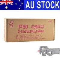Zhenduo игрушка Bingfeng P90 игрушечный пистолет гель мяч blaster Австралия на складе