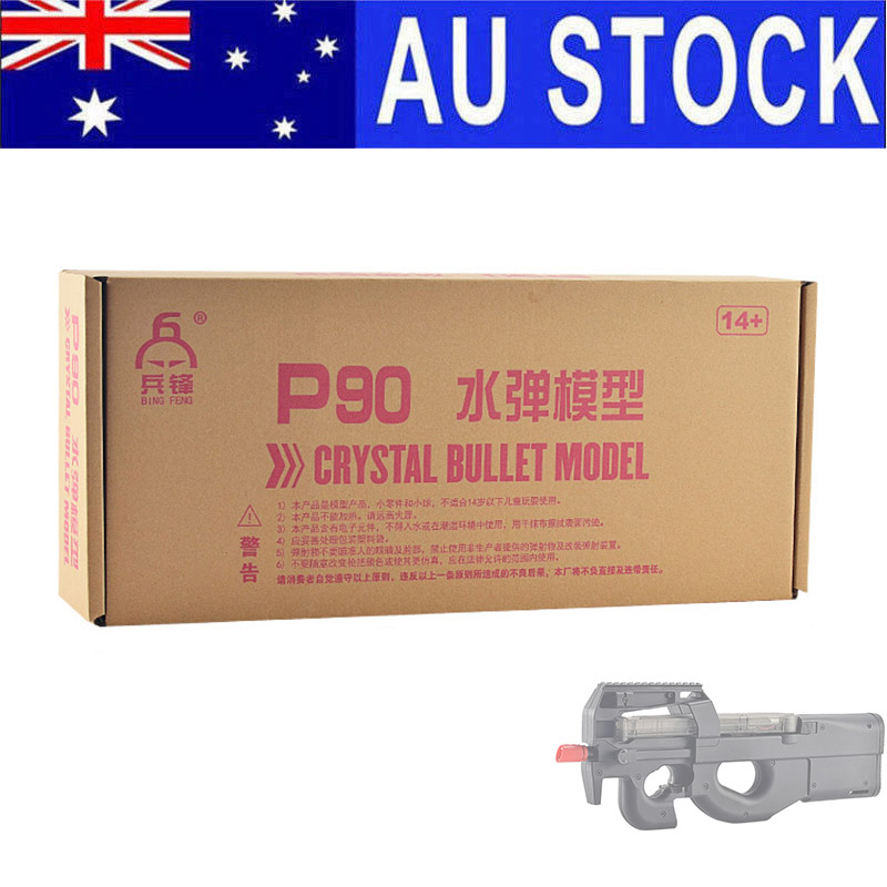 Zhenduo Jouet Bingfeng P90 pistolet jouet Gel boule blaster Australie stock