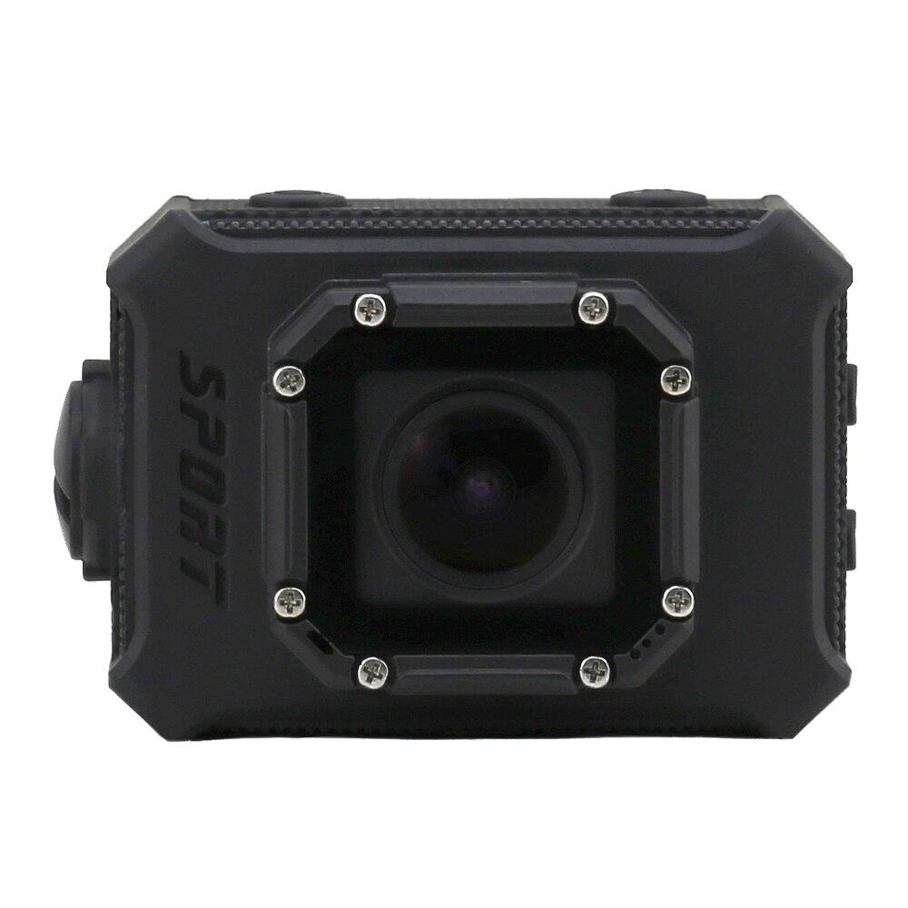 Caméra Ultra Hd 2.0 pouces Sport Dv nu métal étanche Dv caméra sous-marine Sport caméra