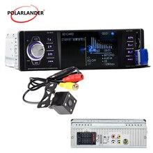 4,1 '' дюйма TFT экран HD автомобиль радио-плеер, 4016C, USB SD AUX IN 1080P кино-канал Радио с дистанционным управлением, 1 DIN автомобильных аудио стерео mp5