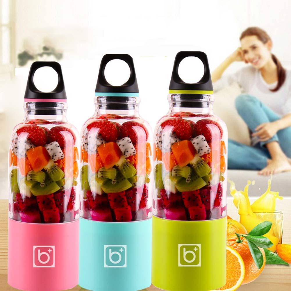 Portable Blender Juicer Cup USB Rechargeable Automatic Vegetables Fruit Juice Maker Cup WXV Sale