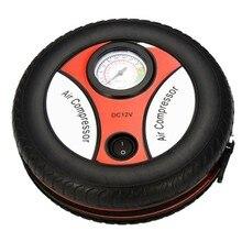 12 В Портативный Колесо компрессора воздуха 260psi Электрический насос автомобиля вспомогательные инструменты шин автомобильный насос воздушный компрессор
