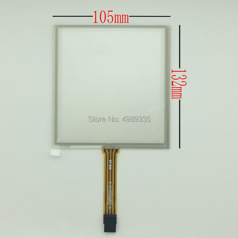5.7-inch Resistive Touch Screen ST057001 Large Interface Length And Width Dimensions: 119mmX74mm