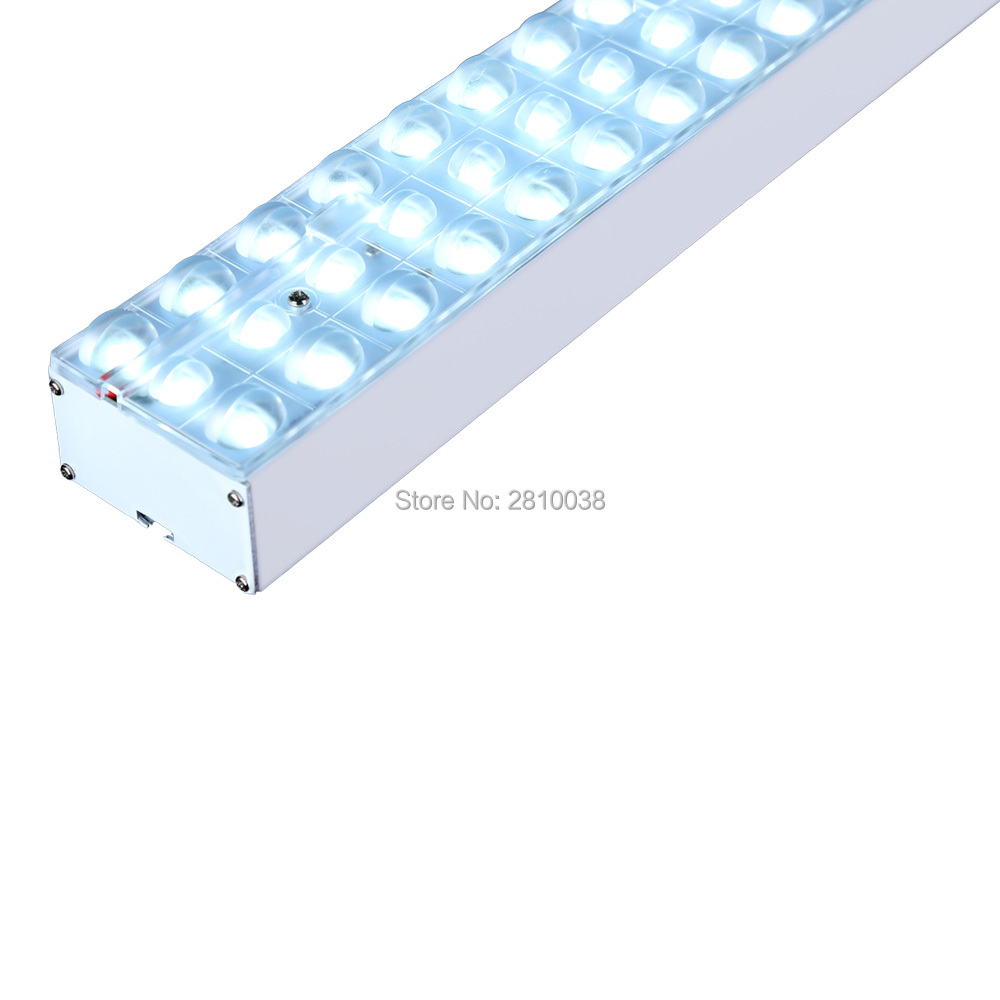 5-10 Sets/Lot U type LED linear pendant lamp 1.2M long High Luminous Linear led pendant lights for home or office lighting5-10 Sets/Lot U type LED linear pendant lamp 1.2M long High Luminous Linear led pendant lights for home or office lighting