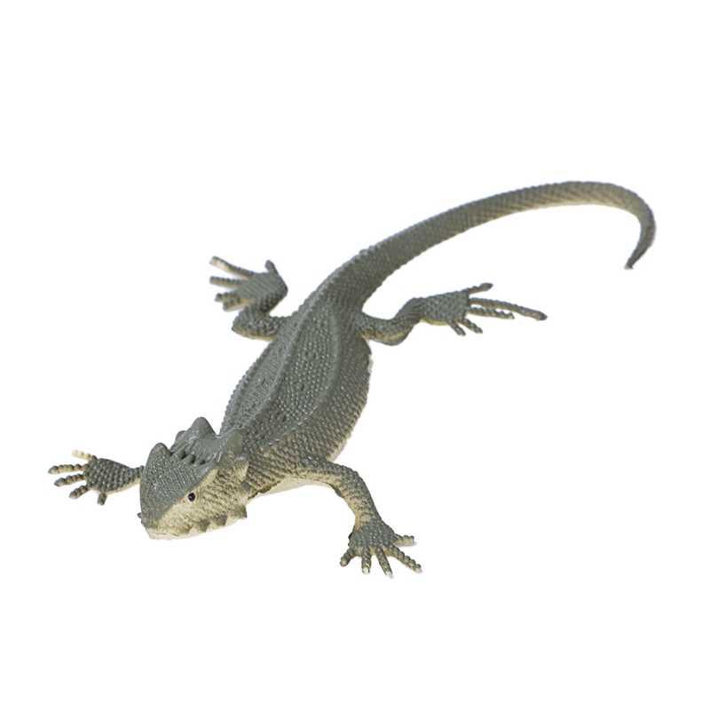 12, das crianças Gecko Animal de Brinquedo Coleção Figuras Modelos de Ação Brinquedos de Simulação