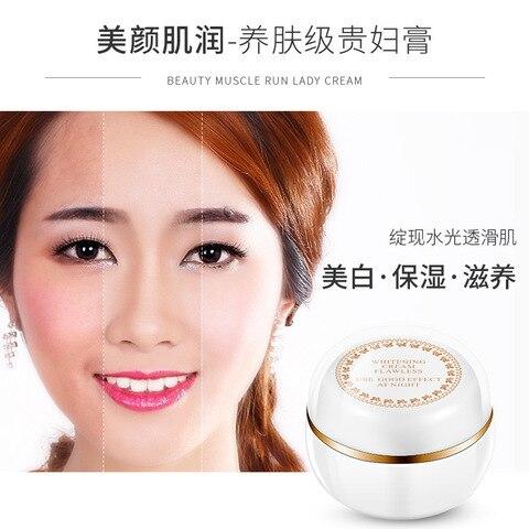 Facial Whitening Day Cream Face Cream Moisturizier Dark Spot Freckle Cream Skin Whitening Anti Aging Concealer Sunscreen Multan
