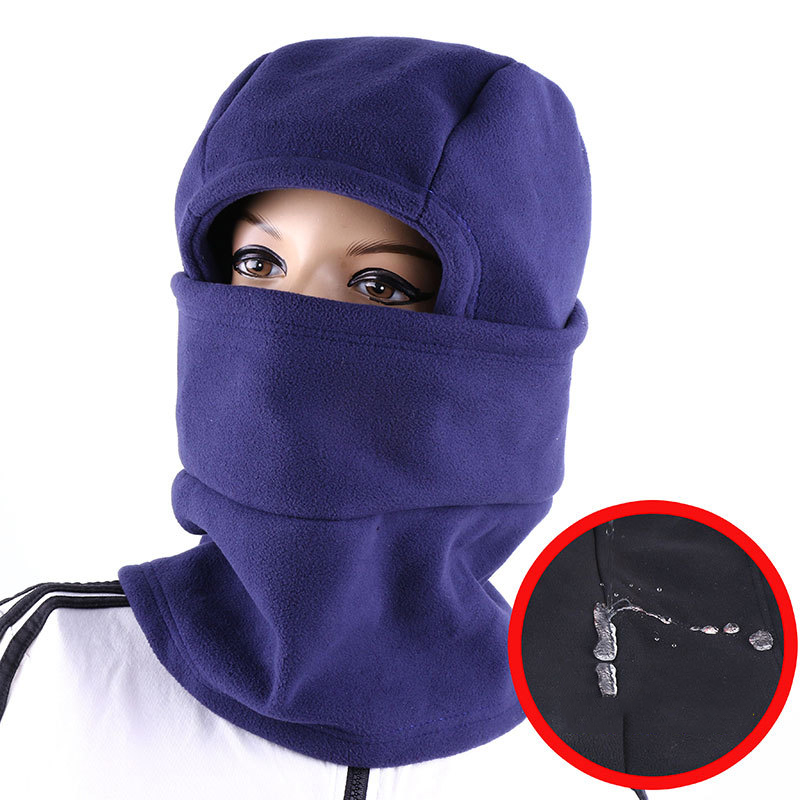 Winter Fishing Cap Tactical Balaclava Ski Face Mask Warm