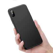 CASEIER Business Phone Case For iPhone X Cases Ultra Thin TPU Funda 6 6s 7 8 Plus 5 5s SE Cover Capinha